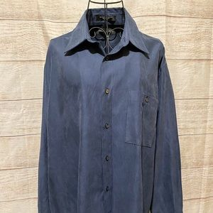 Brandini Men's Button Down Dress Shirt